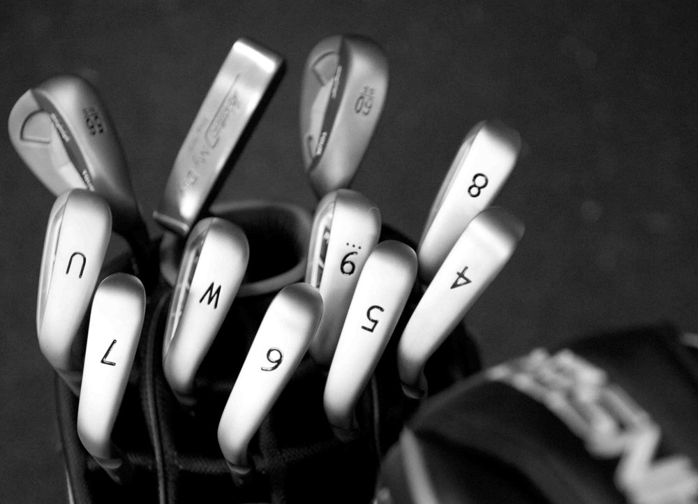 Bag Evaluation - Are you cheating yourself out of a better score? Our team of professionals will give you an analysis of all your equipment, pinpointing exactly what you need in order to reach your full potential on the golf course.