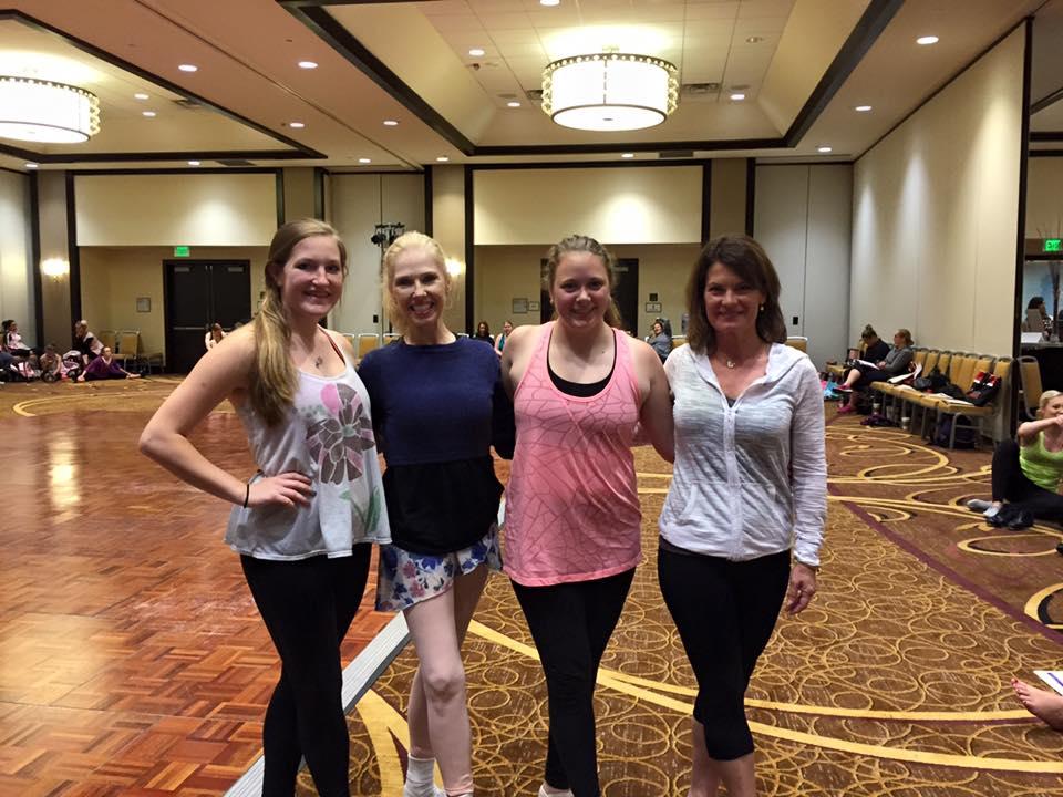 MusicWorks - Ashley, Janice Barringer, Jocelyn, Jill