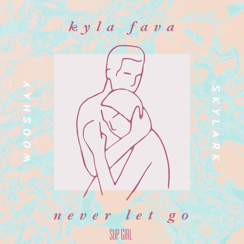 never let go - The duo's second label release, a collaboration between Wooshay, Skylark, & Kyla Fava. The Future Bass hit was released on Sup Girl Records out of Australia & was even remixed by DJ Tigerlily, reaching thousands of plays worldwide.