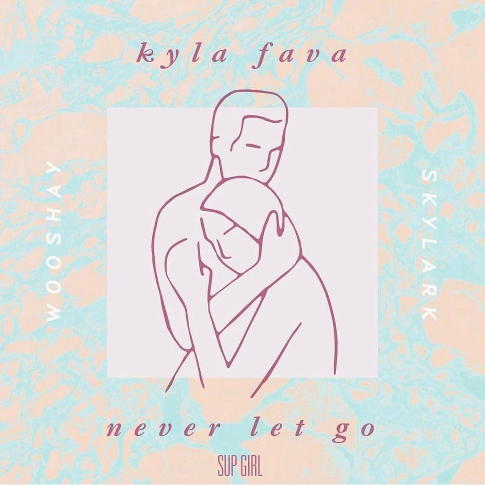 Never let go - March 2017Sup Girl Records