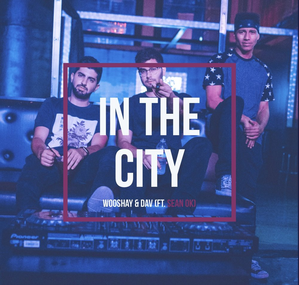 IN the city - January 2018Self Release