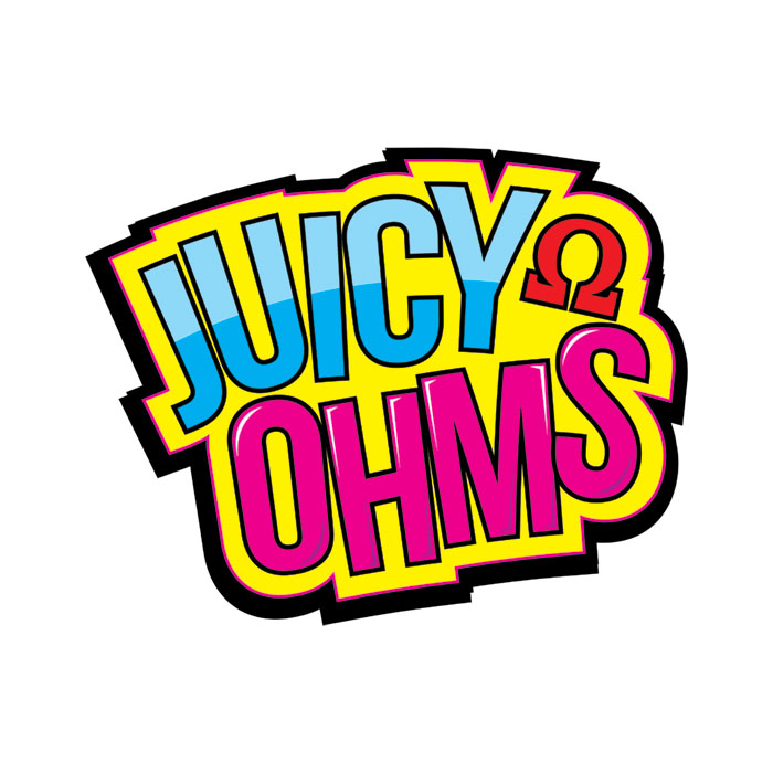 JUICY OHMS - Juicy Ohms™ is a premium line of flavors that seeks the finest ingredients for crafting unique e-liquids. That's why Juicy Ohms™ is known for MAKING OHMS TASTE BETTER! We believe what sets us apart is our insatiable desire to find the best liquids and ingredients in the market, sourced in the USA.