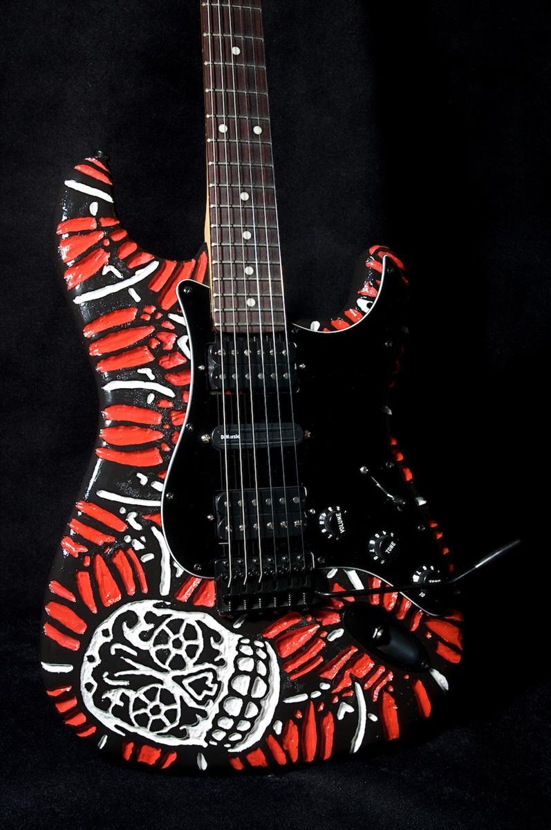 Los Muertos Stratocaster