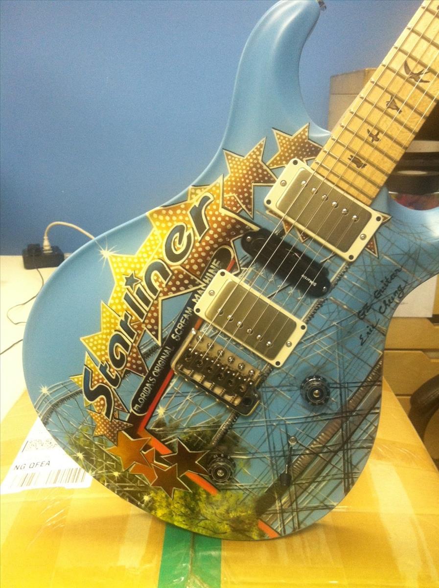 PRS Starliner Guitar