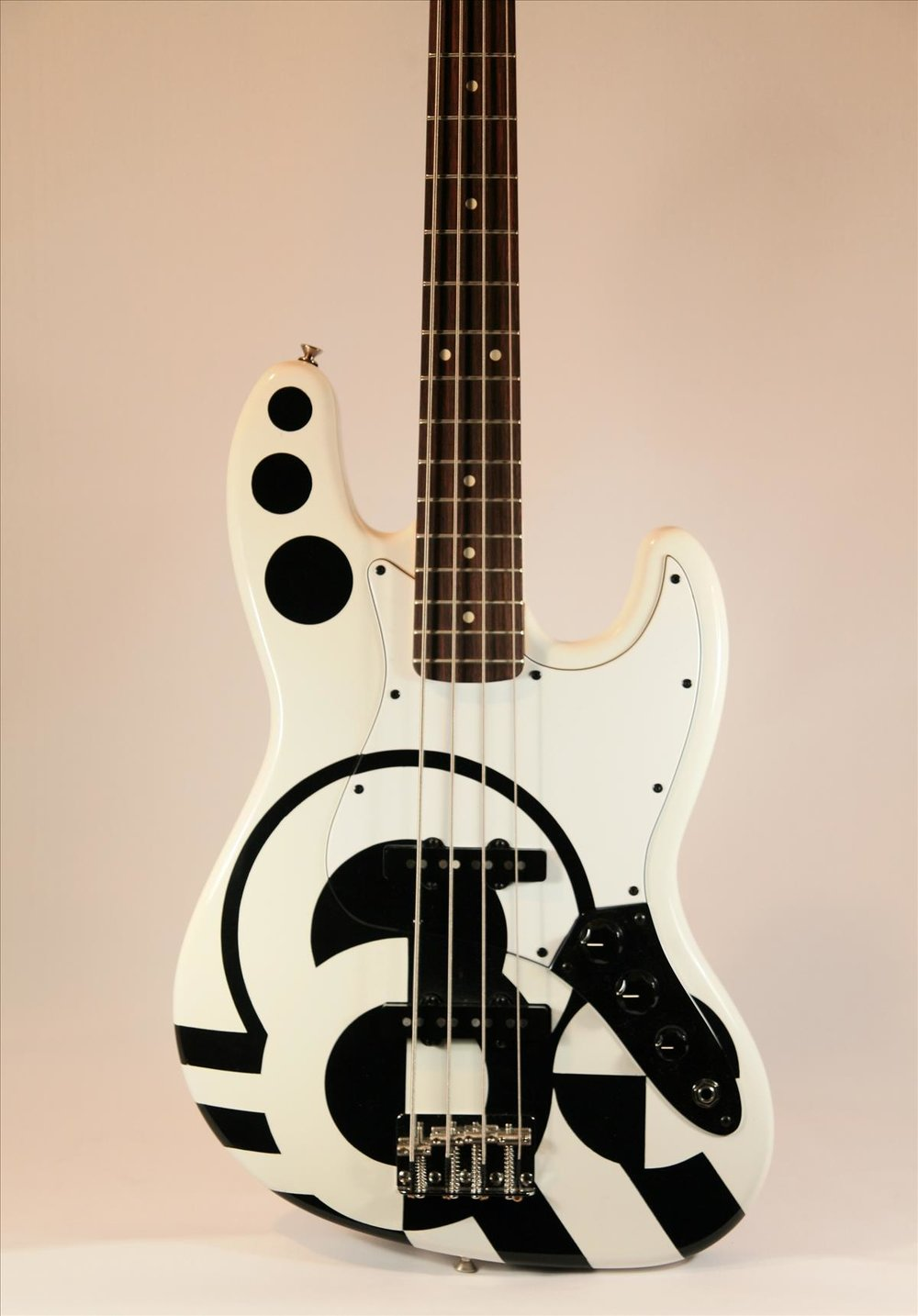 "Fender ""Art Deco"" P Bass"
