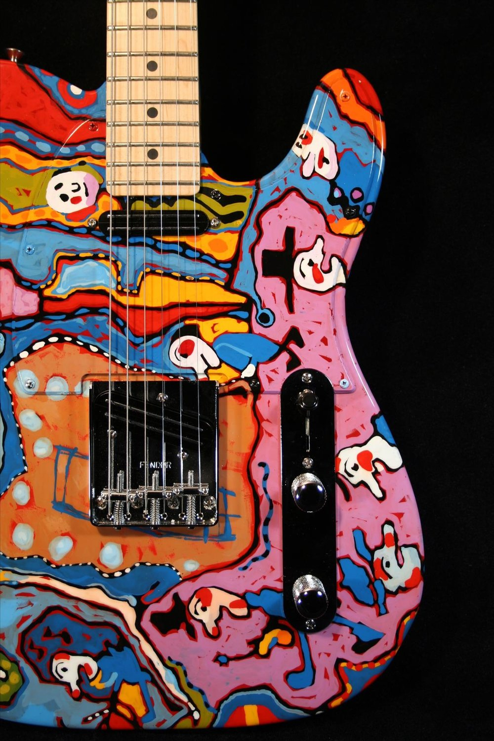 Faces Telecaster