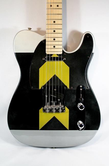 """Fender """"Bio Hazard"""" Telecaster"""