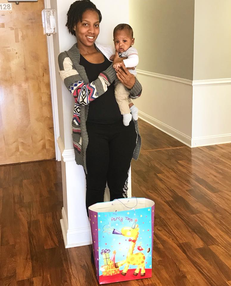 With the help of you all, Mommin' Society was able to assist this beautiful momma in getting supplies that she needed for her and her beautiful baby boy.👸🏽💙👶🏽👣  Mommin' Society donated an electric Medela breast pump, Medela breast pump bottles, Lanolin nipple soothing pads, Philips Avent bottles 🍼, lightly used baby clothes, and Organic postnatal multivitamins for momma.💛  With Mommin' Society's mission in mind, its hope is that with the help of our community, mothers and their children will be assisted through every realm of their motherhood journey. Because the bond of mother and child deserves to be uplifted as mothers proudly take on the mom life.👸🏽🚼❤️   #momminsociety  #justmommin  #momminainteasy  #themomlife