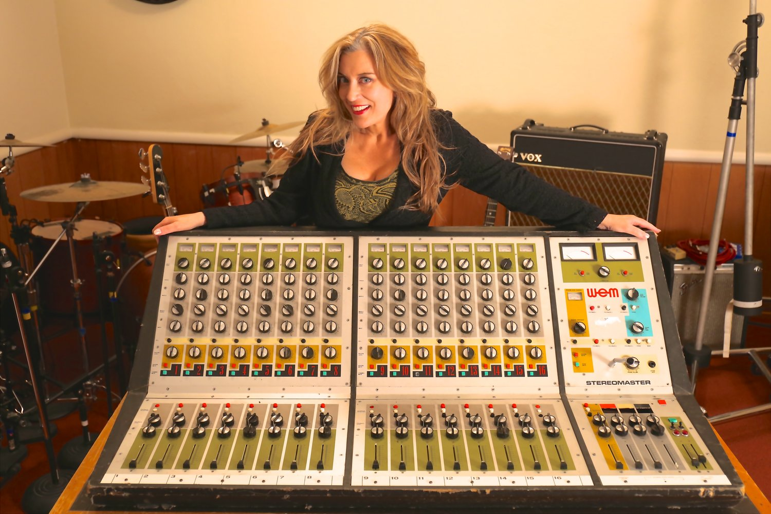 Sylvia Massy - Getting The Best Out Of Artist & Hardest
