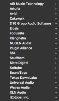 My Plugin-List. Fairly small, no?