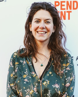 Anna Gabriella Jones- director - Anna Jones is a British born filmmaker raised in London, now based in LA.Her recent web series, MY AMERICA, was described by Thought Catalog as