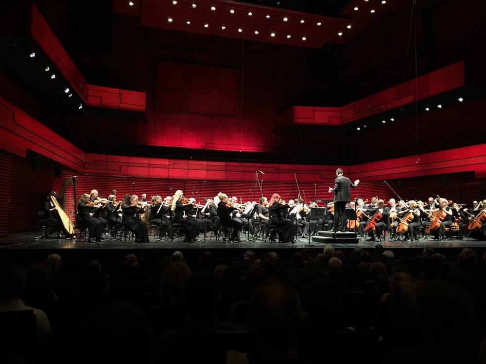 Premiere of LENDH Performed by the Iceland Symphony Orchestra  Conductor: Daníel Bjarnason  Dark Music Days 2019