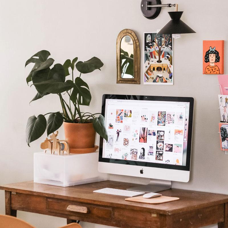 Pinterest Setup services - Untangled Virtual Solutions -Photo by Elsa Noblet on Unsplash