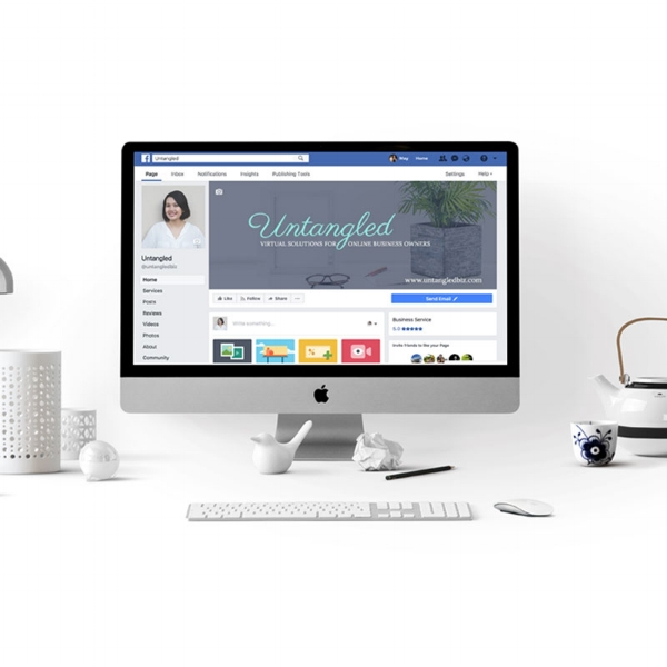 social media graphics - social media image templates - facebook cover image - twitter cover image - blog post image