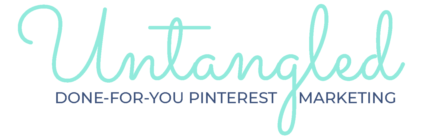 Untangled | Pinterest Management + Pinterest Marketing Tips