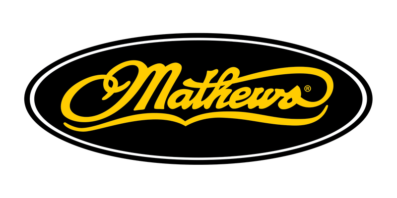 Mathews  combines superior materials and engineering with rigorous testing to set the industry's highest standards of quality and craftsmanship