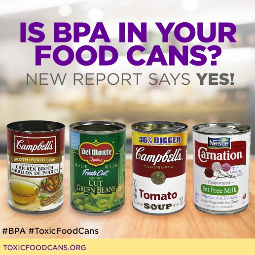 Bpa In Canned Food Still A Problem Getting Ready For Baby