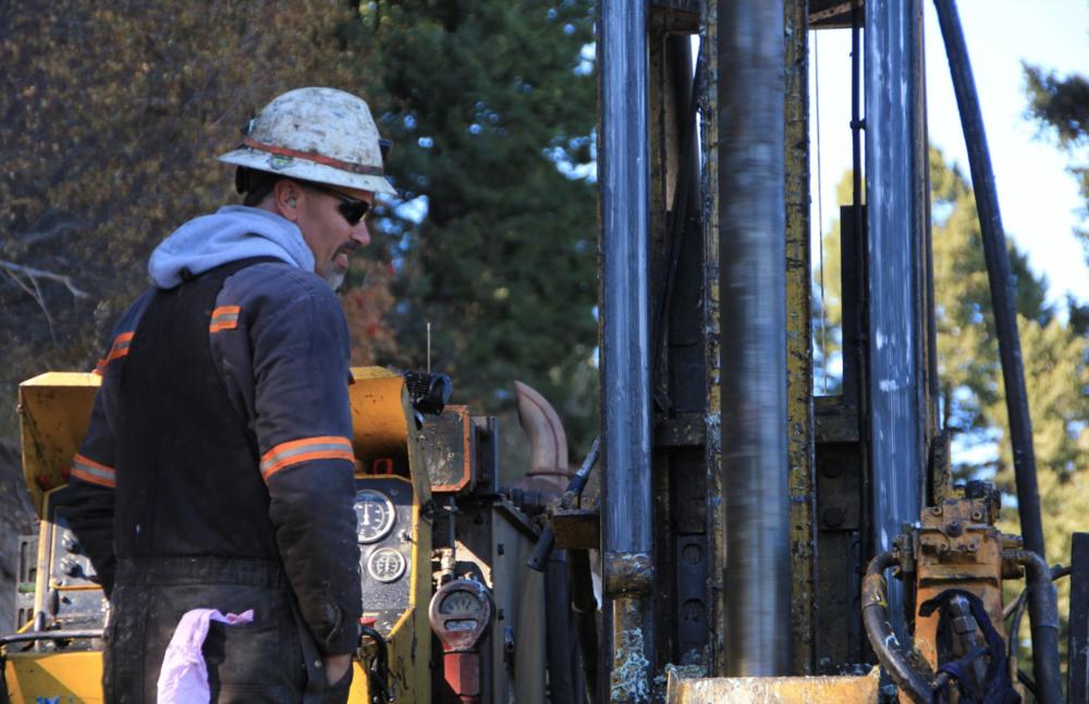 History of mining in Idaho State - Otis Gold