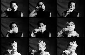 Lenora de Barros, Homenagem a George Segal (1984)