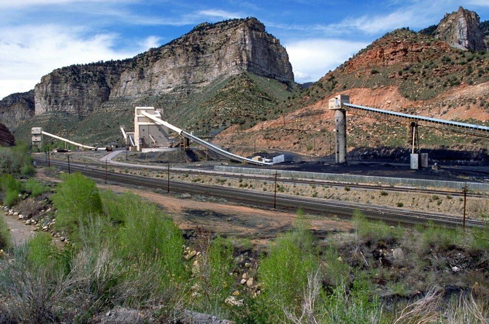 Landscape of a coal site in Utah. Credit Bureau of Land Management via www.blm.gov