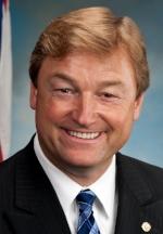 Senator Dean Heller, Official Portrait