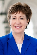 Senator Susan Collins, Official Portrait