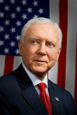 Senator Orrin Hatch, Official Portrait