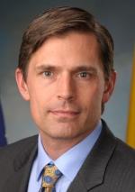 Senator Martin Heinrich, Official Portrait