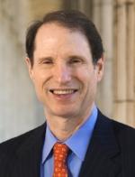 Senator Ron Wyden, Official Portrait