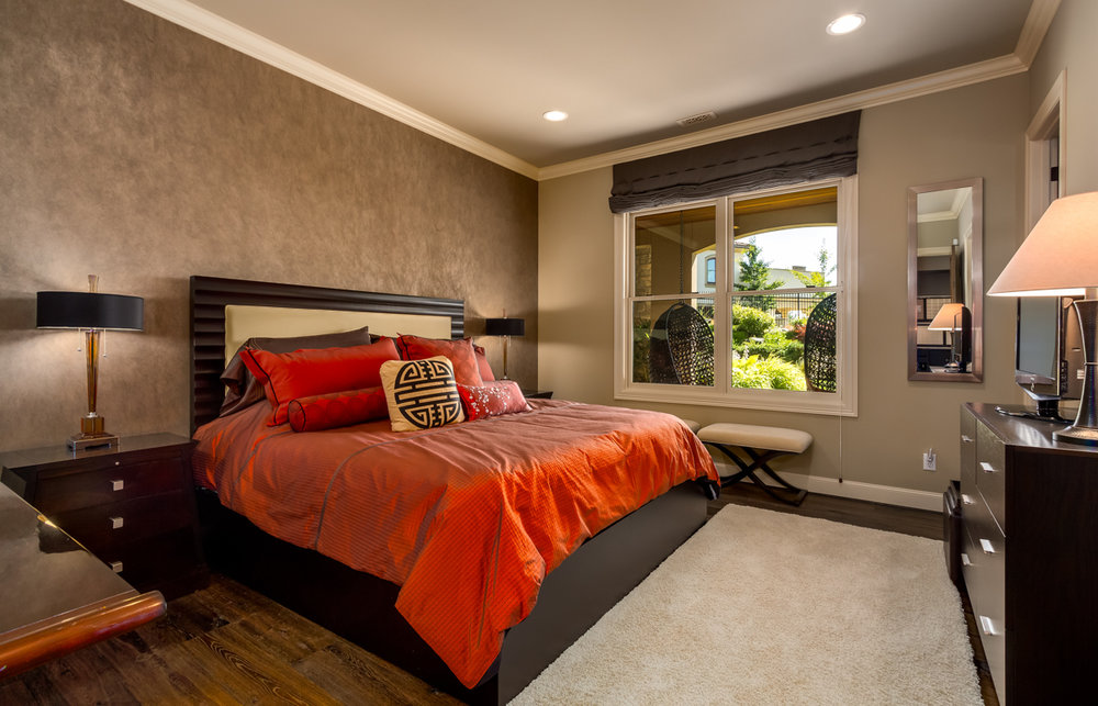Lower Level Master Suite