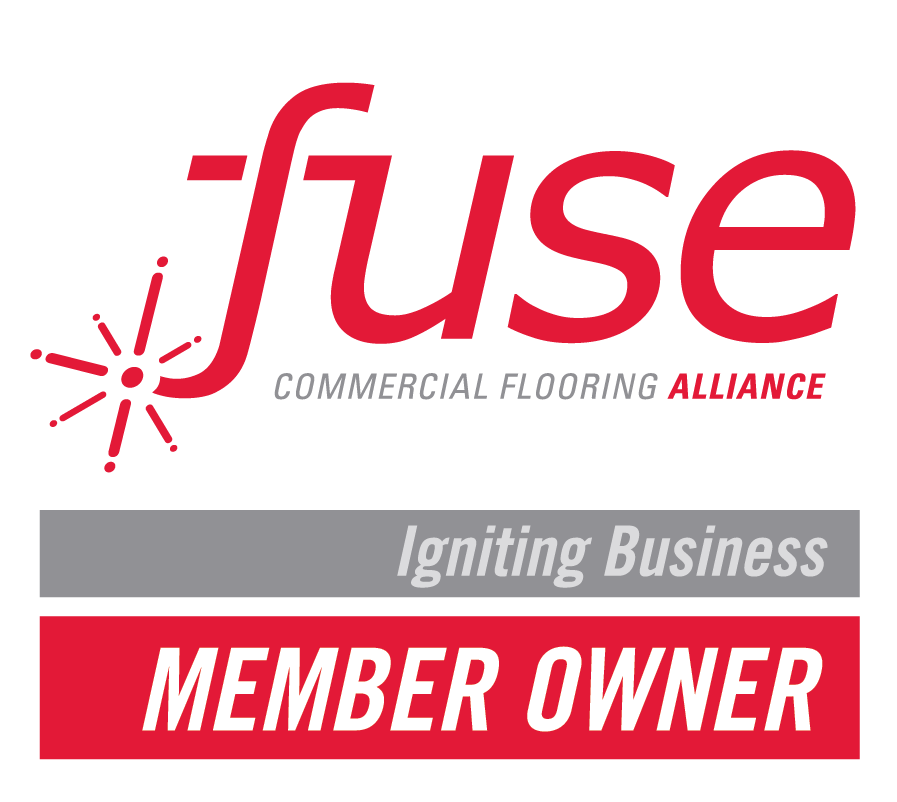 FUSE commercial flooring network logo