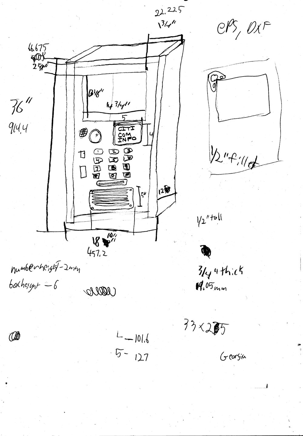 A sketch of the ComBox Prop for Juice.