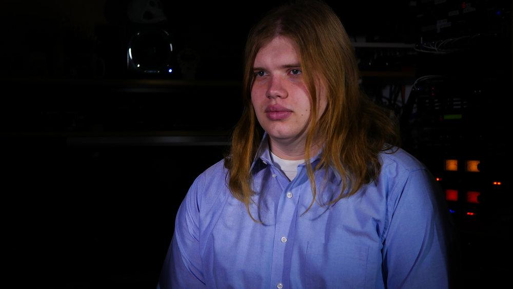 Dylan Kissel, the Sound Designer/Lead Sound Editor for  Juice .