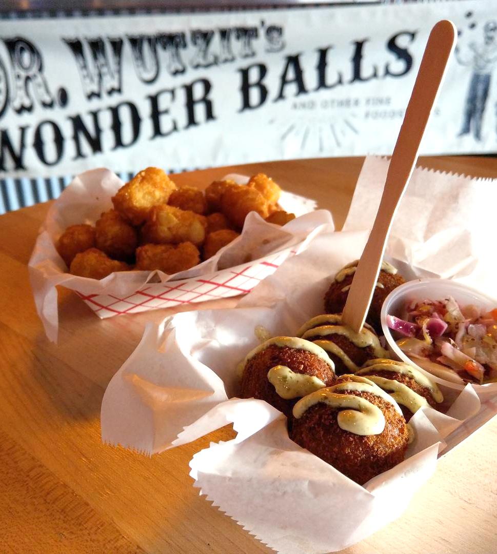 Dr Wutzit's Wonder Balls