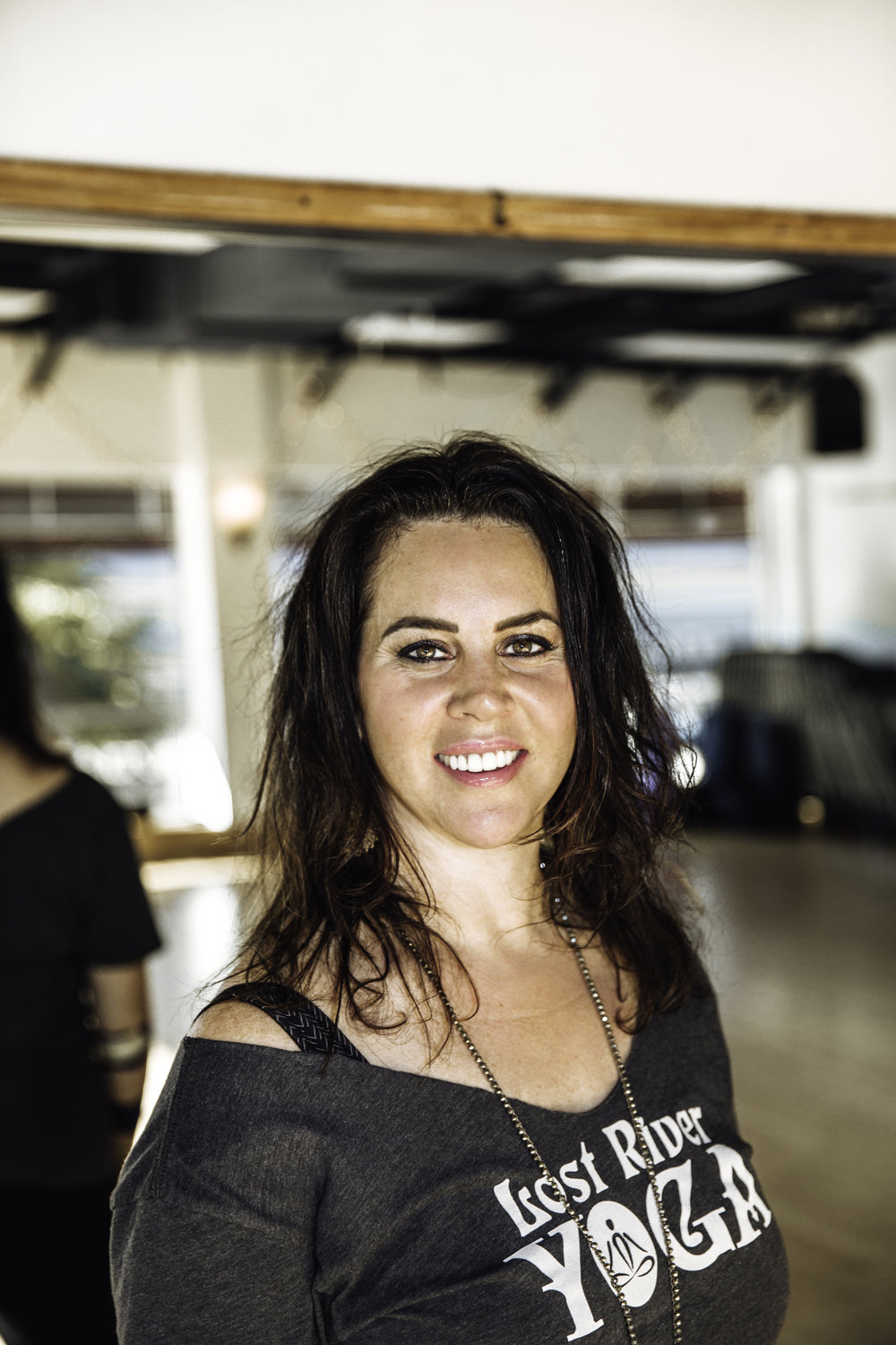 aSHIRA lAVINE, m.a.   RYT-200, Mindfulness Instructor   After 20 years studying human behavior and body language as a criminologist, Ashira has deepened her study into the human body as a registered yoga teacher, meditation teacher and licensed massage therapist. Ashira teaches a relaxing and revitalizing style of yoga. This is accomplished through slow, gentle, mindful movement that is integrated with breath work and meditation to relax your body and mind while healing your entire system, reducing pain, improving sleep quality and cultivating happiness.