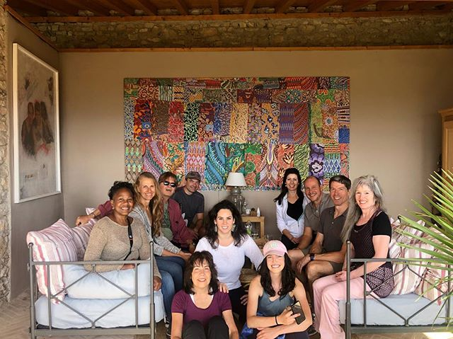 Happy Yogi's 🙏🏻✨ @themindfulnesscenter Yoga Retreat #Umbria #Italy
