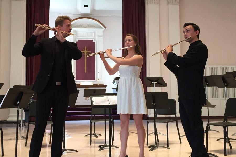 Credo Flute - July 23 - 28 (1 week)