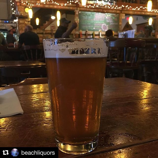 Repost @beachliquors Enjoying @foothillsbrewing Jade IPA @barleystaproom @visitasheville #ipa #drinklocal #drinkcraftnotcrap