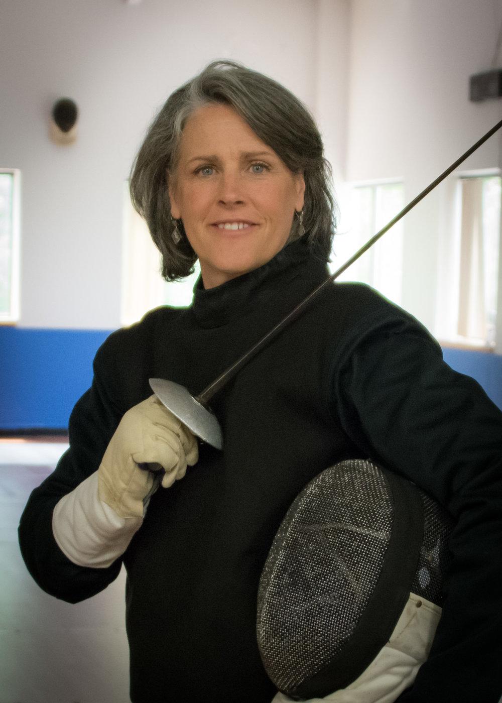 Motivational Speaker Fencing Coach, Vivo Fencing Club -