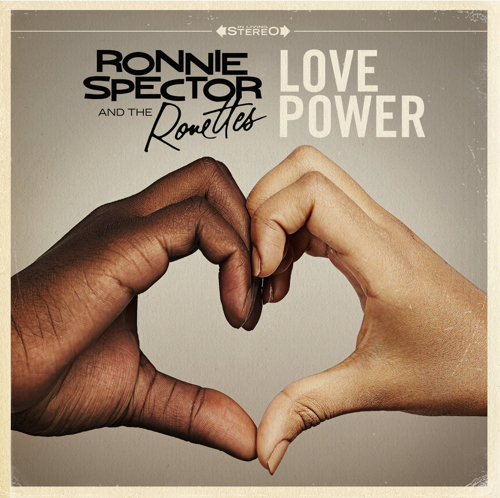 Love Power (Single) (2017)