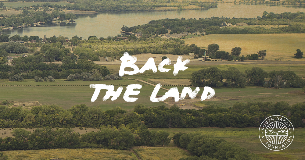 BACK THE LAND: 25 FOR 25 - We're inviting South Dakotans to #BackTheLand for the future of agriculture in our state. Support us through small gifts of $25 to reach our #BackTheLand fundraiser goal of $25,000.