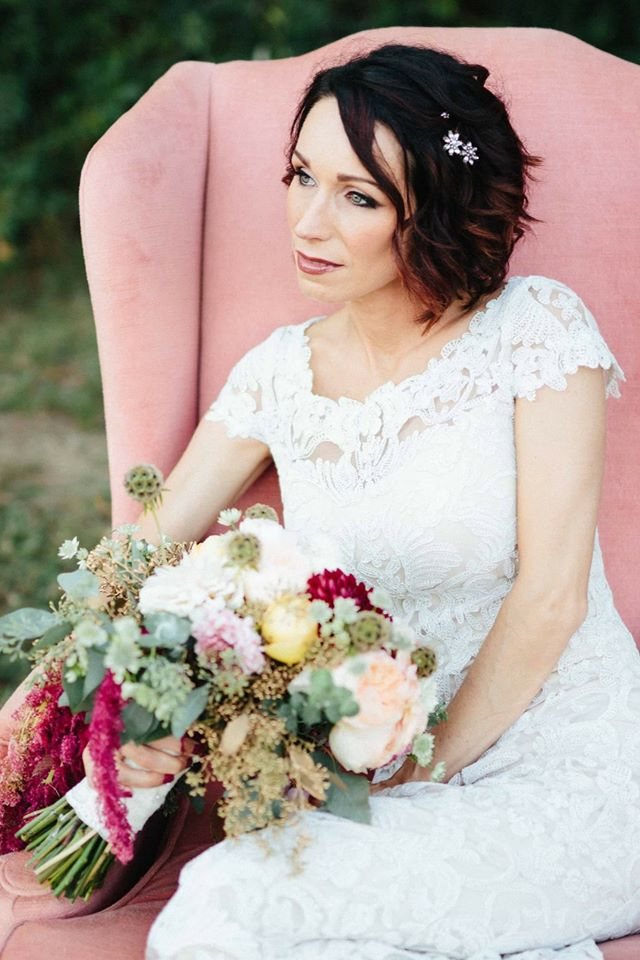 Bride and Pink Chair.jpg
