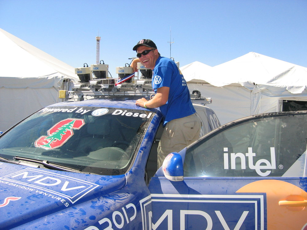 Hendrik Dahlkamp, CTO and Co-founder of Lighthouse, led computer vision for the Stanford University team that built Stanley, the first autonomous vehicle to complete the DARPA Grand Challenge, 2005.