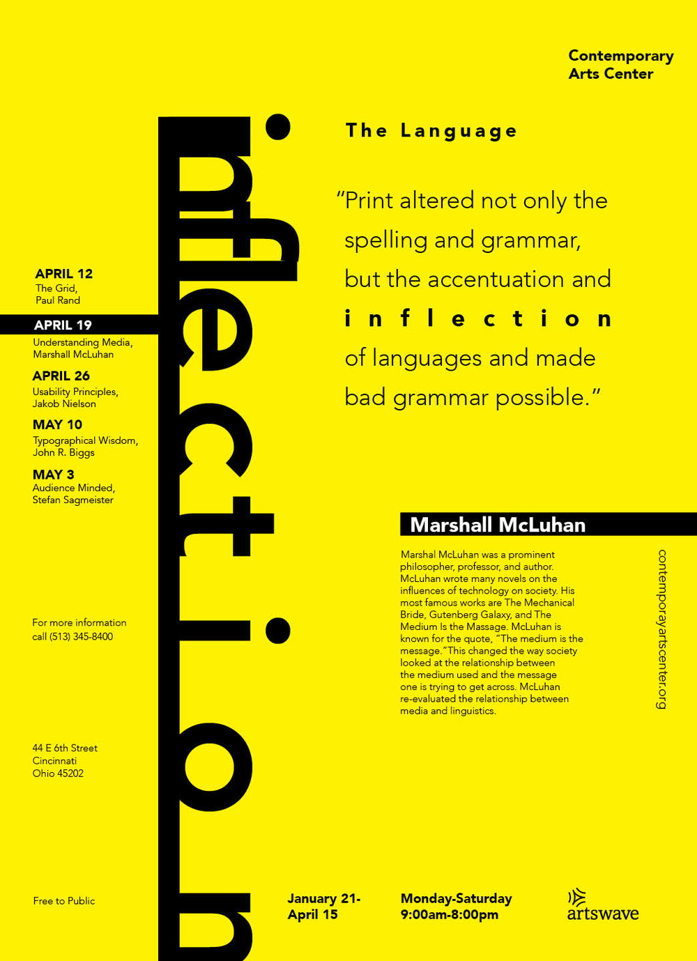 Final Type Poster -