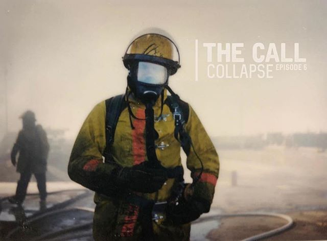 "Check out our newest installment of The Call Podcast: Collapse - Episode 6. ""Steve, a retired firefighter (Phoenix Fire Department), shares the story of a call that will stay with him forever.  It's circa 1990. 2AM. A three-story nightclub on Mill Avenue in Tempe catches fire. The building is old and has been renovated time and time again. Hidden spaces behind walls and beneath floors conceal fire and smoke. Electricity in the building remains on due to crews being unable to gain access to secure power to the building. These elements create a false sense of security- an illusion that the fire is not as advanced as it truly is. While Steve is conducting search and rescue on the second floor, the ceiling above collapses around him."" Use the link in the bio to listen!"