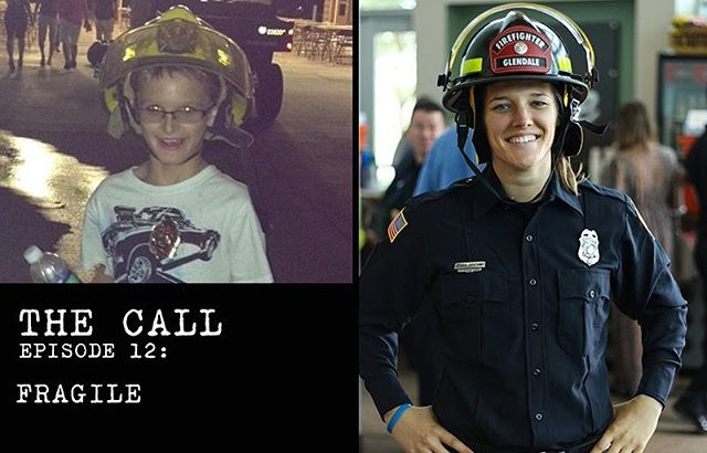 Check out our newest episode on @spotify (link in bio) . Leigha Graziano didn't know she would be called to be in the fire service from a young age, in fact it wasn't a dream of hers until she grew to admire the first responders who came to her family's aid on some of their worst days.  Now, after spending 5 years as a Fire Fighter with @glendalefire , Leigha shares the story of her brother Dalton, the way he impacted her life and the call that showed her just how fragile life can be . The Call (Stories from Behind the Badge) is also available on @applepodcasts and @googleplaymusic . #podcast #podcasts #firstresponders #firstresponder #firefighter #femalefirefighter #firefam #thinredline #thinredlinefamily #thinredline🔴 #publicsafety #100club #100clubaz #100clubarizona #wehelp #thecall #storiesfrombehindthebadge