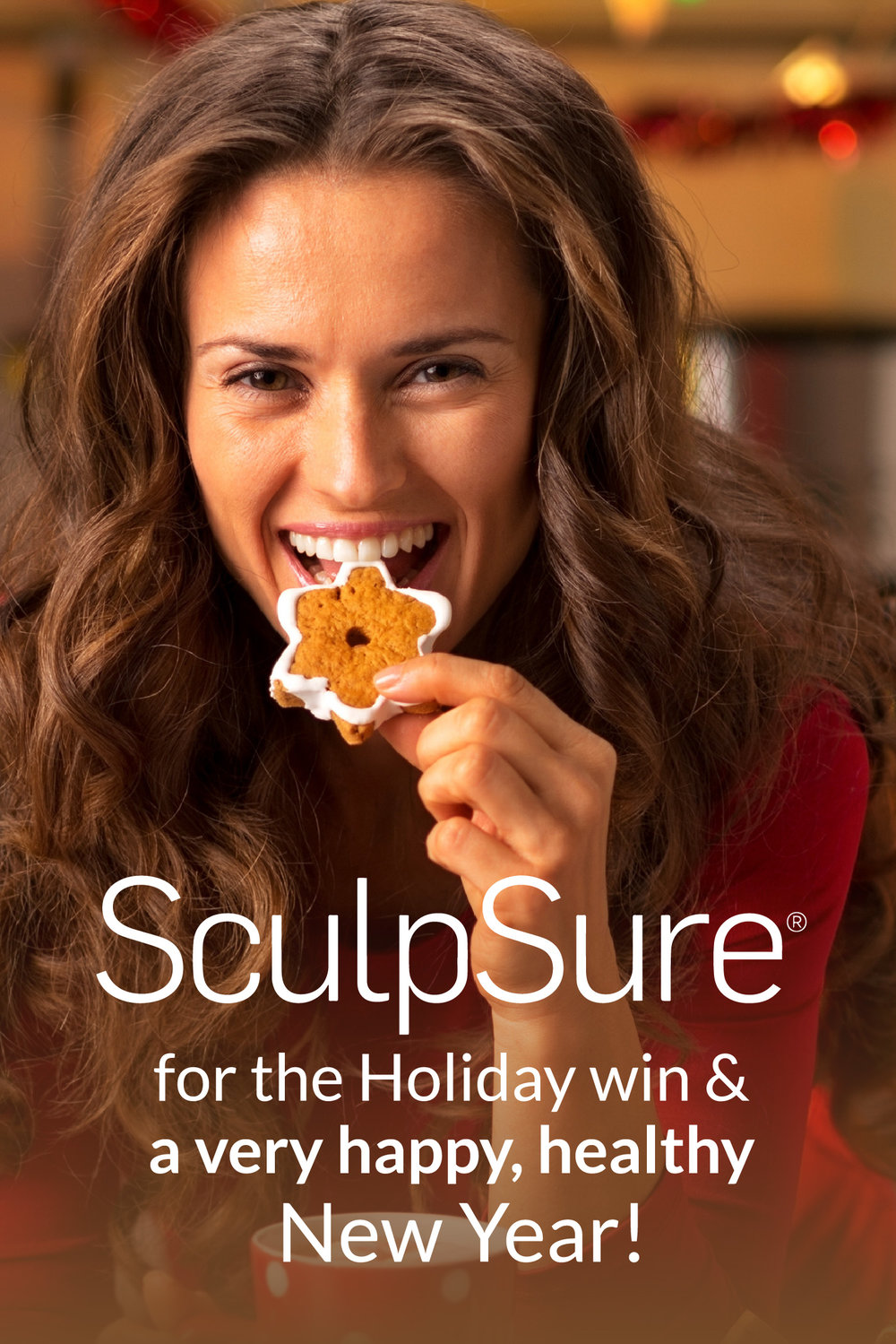 Dieting during the holidays can be hard but SculpSure is here to help. Hill Country Vitality is. a provider of SculpSure for the San Antonio and Stone Oak Area.