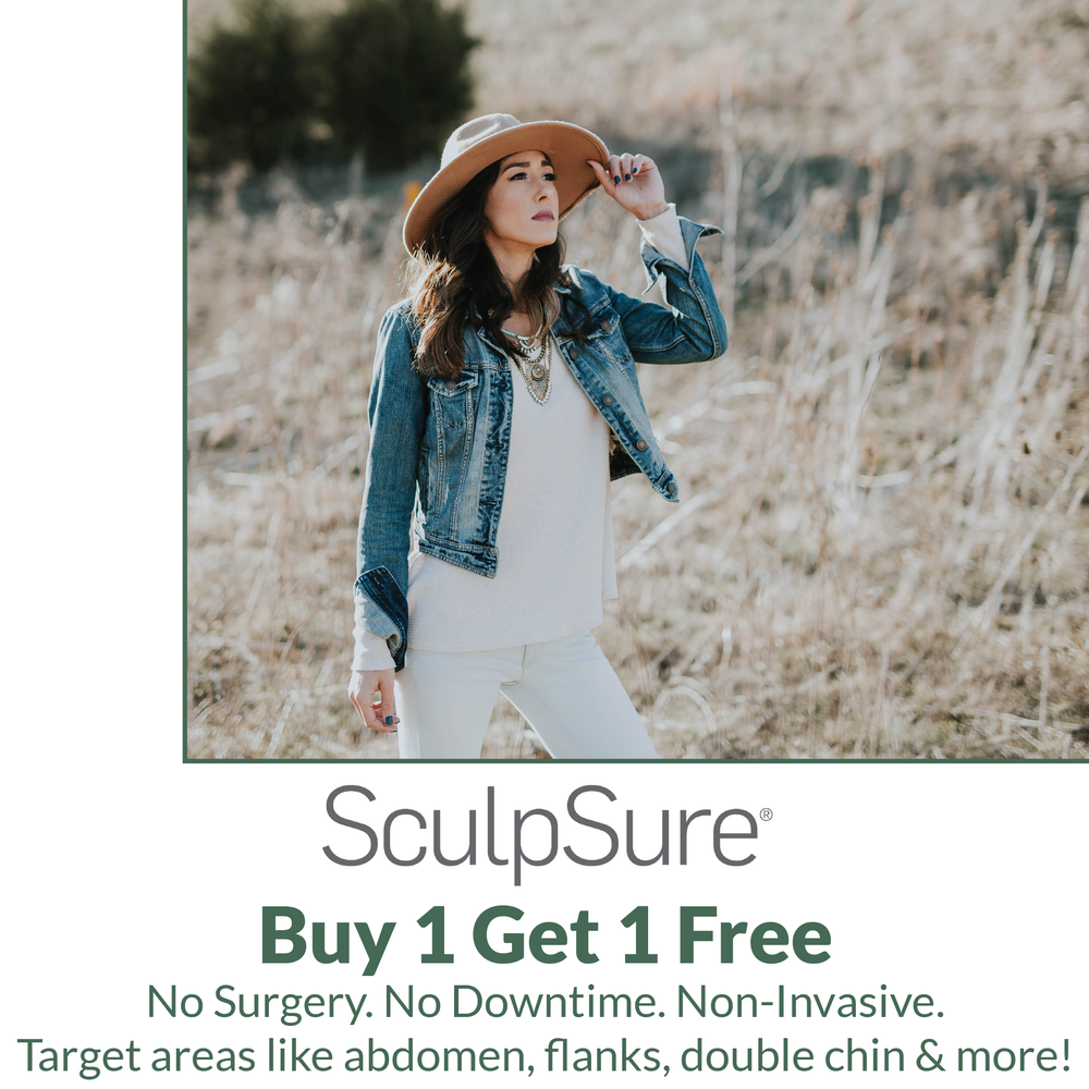 Sculpsure Specials in San Antonio expires Feb 28, 2018.