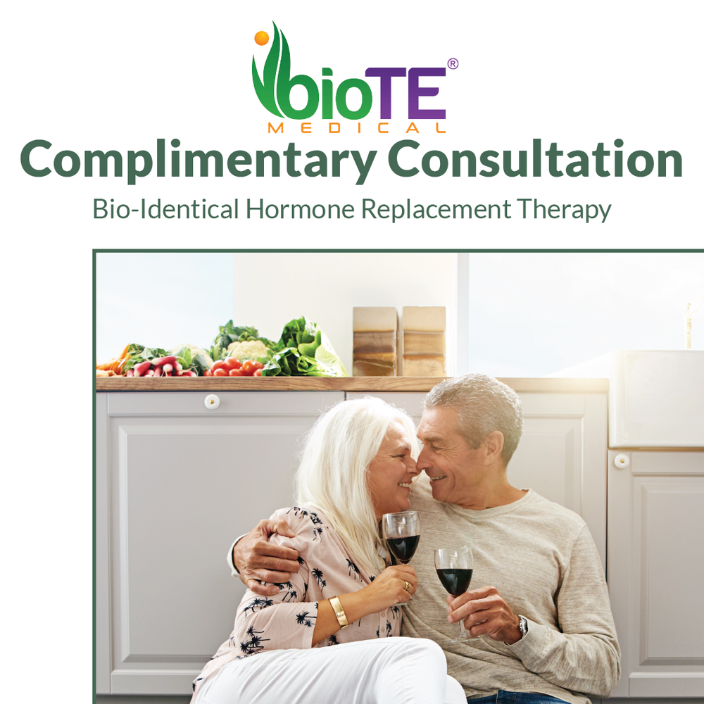 BioTE Hormone Replacement Pellet Therapy specials in San Antonio, Free Consultations expire Feb. 28, 2018.