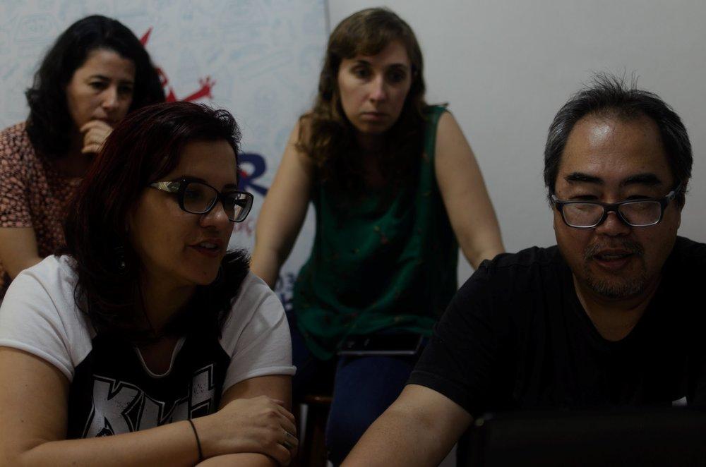 Workshop em 2017